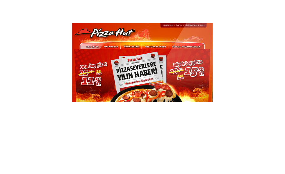 Pizza Hut Türkiye